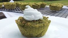Guest Post: Kale and Lime Cupcakes with Whipped Coconut Cream