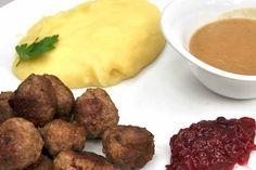 ¿Has probado las albóndigas suecas y los medallones de verdura? Cocina de Ikea sin Ikea
