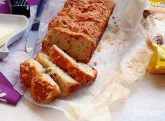 Pâine fără gluten cu ceapă și parmezan | Alina Avram's Blog