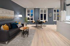 FINN – Enerhaugen - Rålekker 4-roms med vedovn, åpen kjøkkenløsning og flott beliggenhet. Bør sees!
