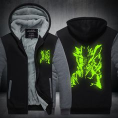 Cheap naruto hoodie, Buy Quality hoodie anime directly from China naruto jacket Suppliers: New Naruto Hoodie Anime Uchiha Sasuke Cosplay Uzumaki Naruto Jacket Men Thick Zipper Luminous Sweatshirts USA EU size Plus size