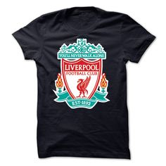 Liverpool Club T-Shirts, Hoodies. SHOPPING NOW ==► https://www.sunfrog.com/Sports/Liverpool--Youll-Never-Walk-Alone.html?id=41382