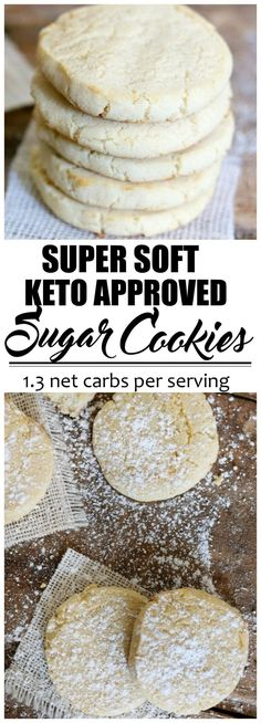 Fathead dough is a popular low carb dough that has revolutionized pizza. It is used in many savory and sweet applications like these keto fathead sugar cookies. Save this recipe for the holidays, you will be glad you did! #keto #lowcarb #glutenfree #sugar