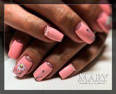 #nail #nails #nails💅 #nailstagram #nailswag #crystalnails #springnails #műköröm #tavasziköröm #маникюр #весеннийманикюр 😊💅🏼🌷🌸🌼🌻