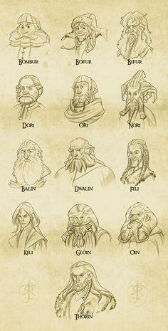 Awesome The Hobbit Fan Art | Abduzeedo Design Inspiration