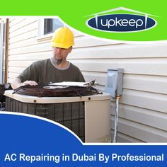 Upkeep Home Maintenance - We have a group of professionals who are experienced with providing best ac repairing in dubai. For more visit - http://www.upkeep.ae/up_service/ac-repairing-dubai/