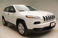 eBay: 2015 Jeep Cherokee Sport Sport Utility 4-Door 2015 Tan Cloth Auxiliary Rear Camera I4 MultiAir We… #jeep #jeeplife usdeals.rssdata.net