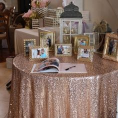 # Quinceanera decorations Fall Wedding Table Decor Rose Gold Sequin Table Runner for Wedding Table Decor Sparke Table Linens for Events Thanksgiving READY TO SHIP Sweet 16 Decorations, Quince Decorations, Quinceanera Decorations, Bridal Shower Decorations, Wedding Decorations, Quinceanera Party, Gold Wedding Centerpieces, Rose Gold Table Decorations, Rose Gold Centerpiece
