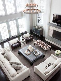 Möblera för ett bättre flöde i rummet