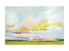 Land of Plenty by Emily Jeffords for Minted, add to gallery wall going up stairs..?