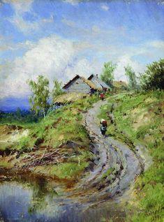 Киселев Александр Александрович. Над обрывом