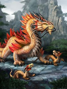 Image result for age of dragons