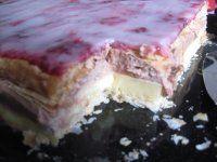 VYNIKAJÍCÍ ŘEZY Sandwiches, Pie, Desserts, Food, Torte, Tailgate Desserts, Cake, Deserts, Fruit Cakes