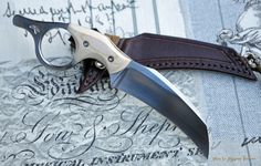 Home | Custom Knives by Magnus Axelson