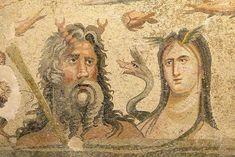 Arquitectura y decoración insólita,Se descubren en Turquía mosaicos con más de 2000 años de antigüedad.