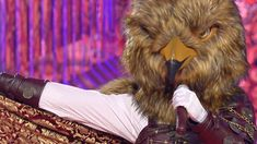 He's Lebanese, he's a presenter and he's handsome too. Did you guess who? Well the four judges of The Masked Singer 'Inta Min' have failed to know who was behind The Hawk's costume, as it was Lebanese presenter Neshan Der Haroutiounian...