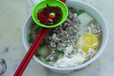 Koay Teow Th'ng (Sweet Noodle Soup with Meat and Fish Balls) | 27 Malaysian Street Foods You Need To Eat In This Lifetime