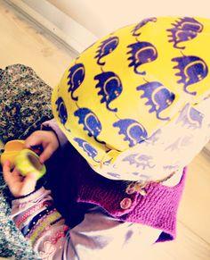 the elephant hat