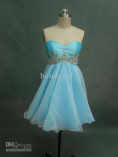 Real Sample Strapless Jeweled Mini Homecoming Cocktail Dress A Line Empire Beaded Taffeta 1043 Special Occasion Dresses Beautiful Dresses From Bestdavid, $100.83  Dhgate.Com