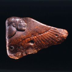 Etruscan Amber Carving of a Siren - Phoenix Ancient Art Bird People, Ancient Rome, Ancient History, Ancient Artifacts, Ancient Symbols, Ancient Jewelry, Prehistory, Stone Carving, Archaeology