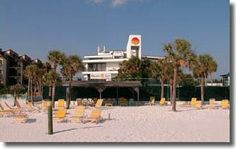 House of the Sun Gulf Front Condo on Beach in Siesta Key $1762/wk
