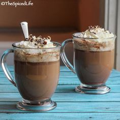 Spiked Voodoo Mocha by The Spiced Life