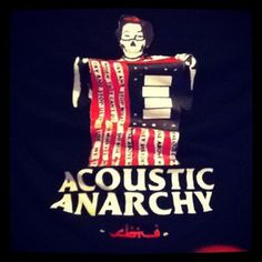 Acoustic Anarchy / A Solo Exhibition by Mr. & Mrs. Sabotage