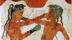 MACAM - MACAM SENI BELA DIRI: Sejarah - Boxing ( Tinju ) Termasuk Beladiri