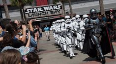 """A new Star Wars experience is set to delight fans at Disney's Hollywood Studios – the new Star Wars fireworks show, """"Star Wars: A Galactic Spectacular. Walt Disney World, Disney World Resorts, Disney Vacations, Disney Trips, Disney Worlds, Disney Travel, Orlando Florida, Orlando Theme Parks, Disney Star Wars"""