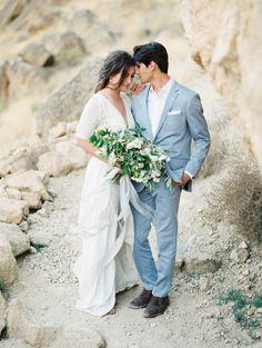 Photography: Ashley Bosnick Photography - ashleybosnick.com  Read More: http://www.stylemepretty.com/2015/01/08/four-elements-wedding-inspiration/