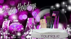 Happy Holidays with Younique