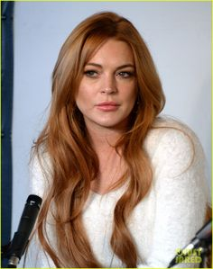 Lindsay Lohan Announces New Film 'Inconceivable' at Sundance | 2014 Sundance Film Festival, Lindsay Lohan Photos | Just Jared