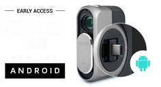 Turn your Android phone into a DSLR with DxO One!
