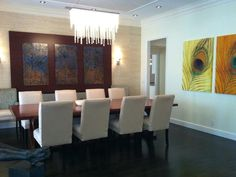 Contemporary   Dining Rooms   Joseph Pubillones : Designer Portfolio : HGTV - Home & Garden Television