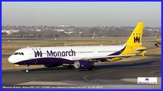 Monarch Airlines Airbus A321-231 (G-ZBAF)