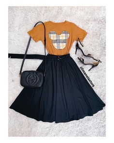 Cute Summer Outfits, Classy Outfits, Outfits For Teens, Pretty Outfits, Stylish Outfits, Vintage Outfits, Cool Outfits, Modest Fashion, Fashion Dresses