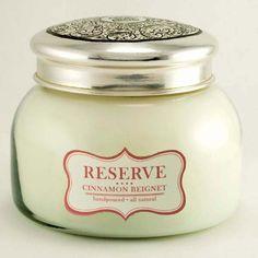 Aspen Bay Reserve Cinnamon Beignet Candle