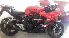 Kasinski Comet Gt-r 250cc Preta/vermelha. Linda Moto - R$ 9.300,00 em Mercado Libre