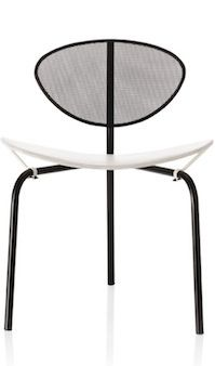 Mathieu Mategot Nagasaki Dining Chair
