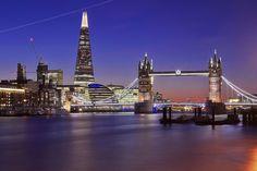 https://flic.kr/p/rnFrCu | Lasciare Londra non è mai semplice / Leaving London is never easy (Explore!!!) (Tower Bridge, London, England) | Regno Unito, Londra, Tower Bridge, Inverno 2015  Il Tower Bridge, il ponte simbolo di Londra fu costruito in stile gotico vittoriano nel 1886 su di un progetto di Horace Jones e Wolfe Barry, e fu terminato nel 1894. Tower Bridge è costituito da due parti mobili che, in meno di un minuto, si sollevano completamente durante il passaggio di grandi navi…