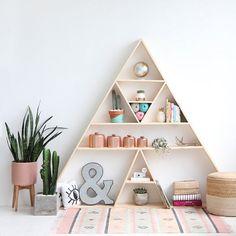 DIY+déco:+20+idées+d'étagères+à+faire+soi-même