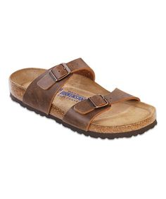 Take a look at this Antique Sydney Slide - Women by Birkenstock on #zulily today!
