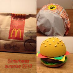Cheeseburger surprise