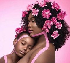 Mommygoals💕 entdeckt von Bre & auf We Heart It - Portrait photography - Black Girls Rock, Black Girl Magic, Brown Skin, Dark Skin, Curly Hair Styles, Natural Hair Styles, By Any Means Necessary, My Black Is Beautiful, Pretty People