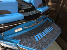 TNT WaterSports show cases the custom design and color combination at the Nashville Boat Show. DIY SeaDek Projects Welcome. Malibu Boats, Wakeboard Boats, Garden Tub, Boat Design, Power Boats, Wakeboarding, Business Logo, Water Sports, Cincinnati