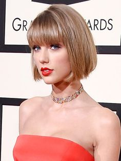 Grammys 2016: The Best Bobs of the Night http://stylenews.peoplestylewatch.com/2016/02/15/grammys-2016-best-bobs-taylor-swift-carrie-underwood/