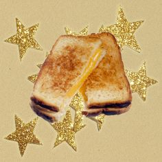 pretty much  how we feel about grilled chese