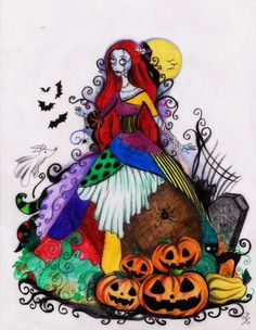 This is Halloween by ~La-Chapeliere-Folle on deviantART
