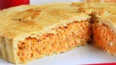 Receita de Torta de frango divina