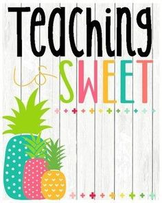 Enjoy this fun Pineapple printable for your classroom! Or grab it for your favorite teacher and frame it for a teacher gift! They will love it! Take a look at these other Pineapple Products in my store! PINEAPPLE TEACHER